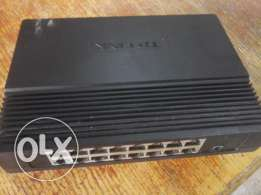 Switch TP-LINK 16P