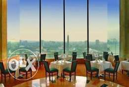 New Cairo City in Mall Resale, Cafe With Terrace 132m. For Sale
