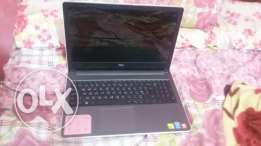 Laptop 5558 for sale like new