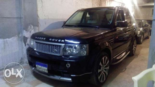 Rang Rover (Sport) 2007 (Super Charger) Ment Condition