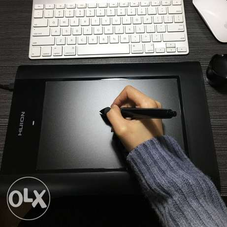 Huion Graphic tablet 580