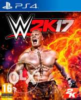 Wwe2k17 ps4 full new