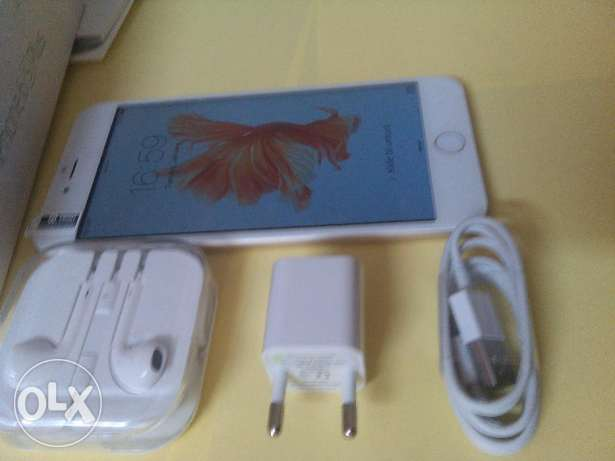 iPhone s 6 plus new for sale first high copy جاردن سيتي -  7