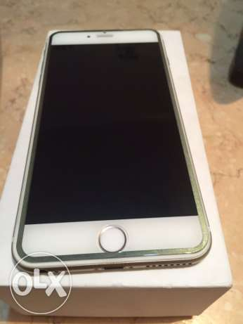 iphone 6 plus as new with all items شبرا -  6