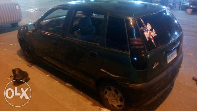 Fiat punto for sale الوراق -  1