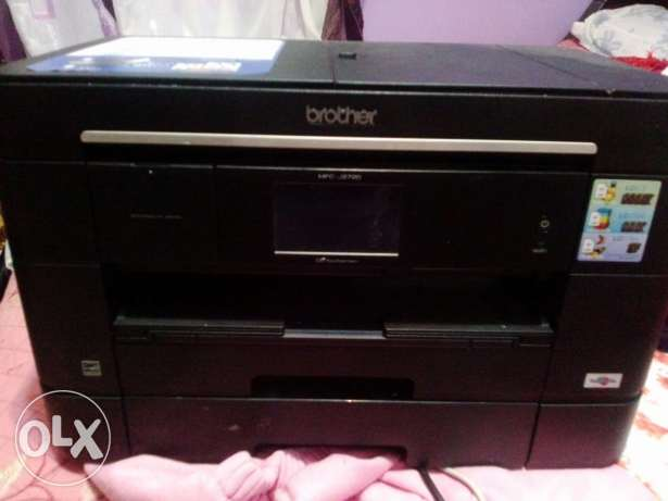 Printer brother 2720 طابعة برازر
