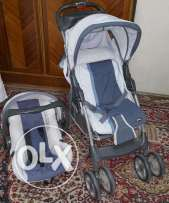 Juniors Stroller & Car Seat