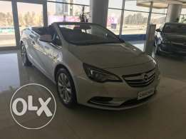 A brand new Cascada with a discounted price