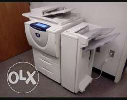 Work centre xerox black 5775