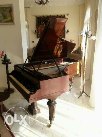 German Coda piano 105 years old