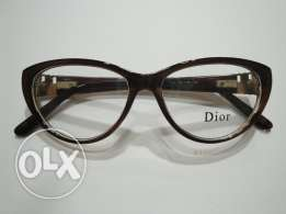 Dior female medical glasses