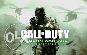 Call of Duty Modern Warfare Remastered مصر الجديدة -  1