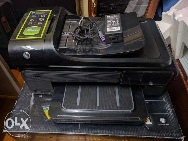 Hp OFFICEJET 7500A Wide Fromat
