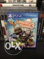 Ps4 Game ( Little Big Planet 3 )