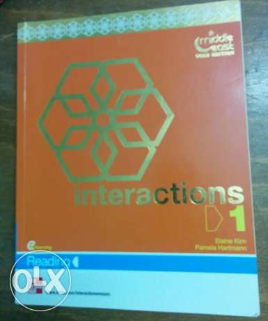 Interactions 1 Reading + Listening and Speaking ME, Gold Edition