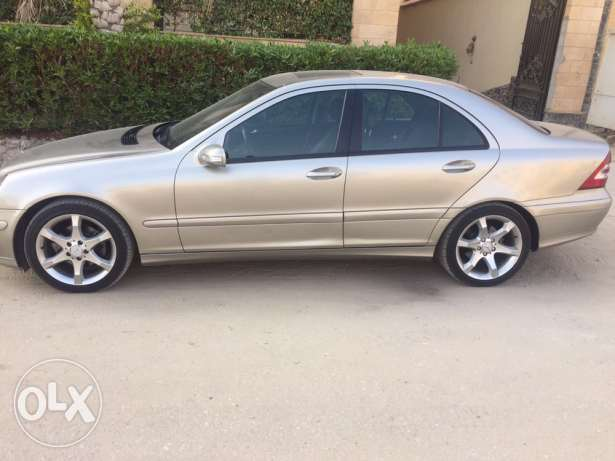 Mercedes Benz C200 Kompressor 2007 Sport Edition حى الجيزة -  2