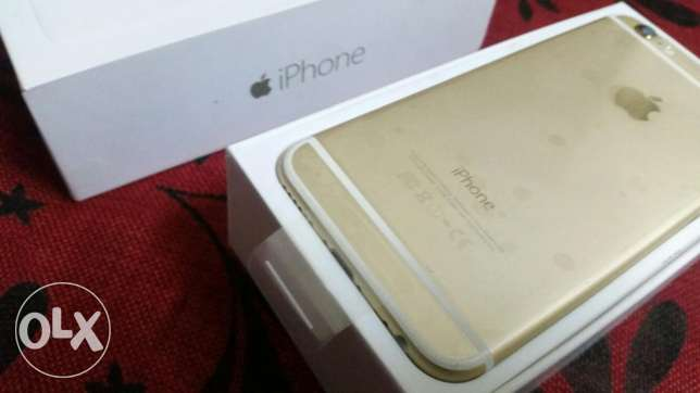 I Phonn 6 Gold 64GB جديد زيرو