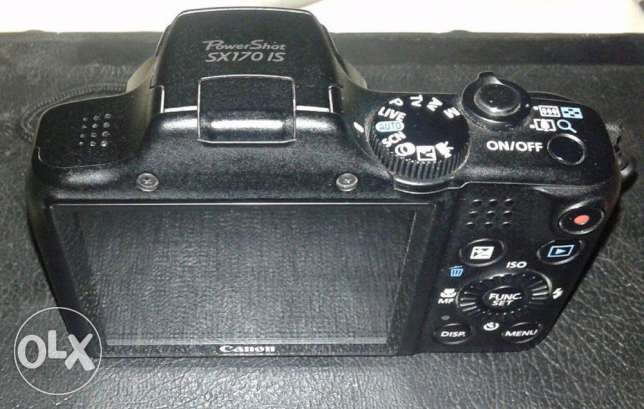camera canon powershot sx170 is