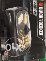 Black&Decker Health Grill