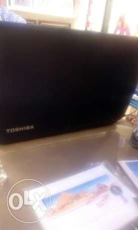 Toshiba C 50 ultra كالجديد for serious