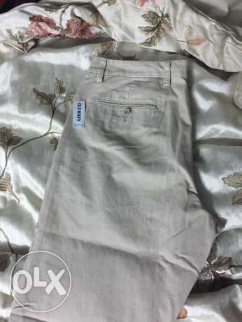 Old Navy trousers - Ultimate Slim Khakis
