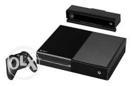 X Box one hard desk 500gb with all packge