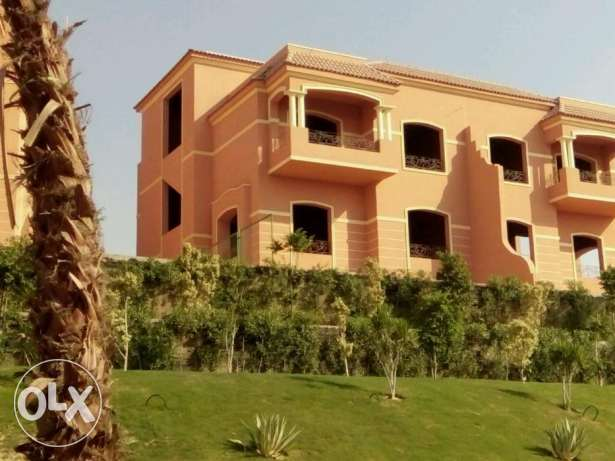 New cairo _Twin house for sale_ Emerald Park Compound القاهرة الجديدة -  1