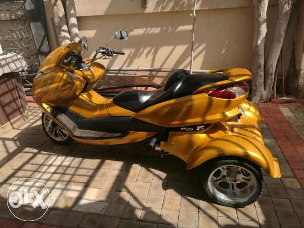 00Scooter 3 wheels العبور -  5