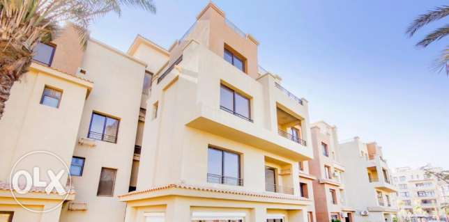 Ready to move furnished apartment casa compound