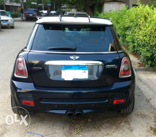 mini cooper works s 2007 automatic 210hp good as new