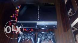 Ps3 fat 160 hd معدل ممتاز