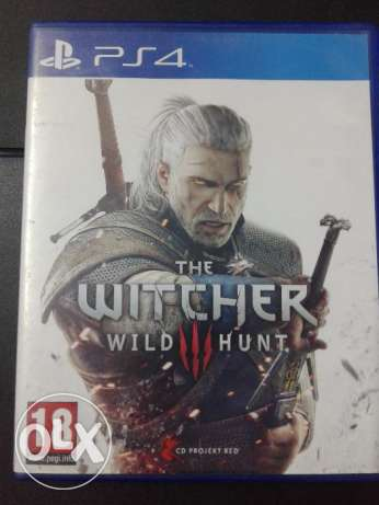 The witcher 3 wild hunt ps4 شيراتون -  1