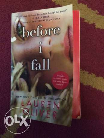 before I fall for sale حى الجيزة -  1