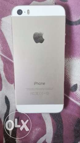 iphone 5s gold 64 Giga شبرا -  3