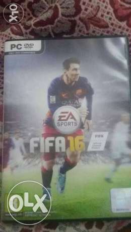 Fifa 16 Pc CDs as good as new.