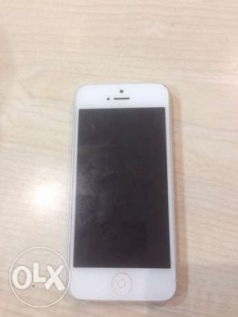 iphone 5 white 16 gb locked orange