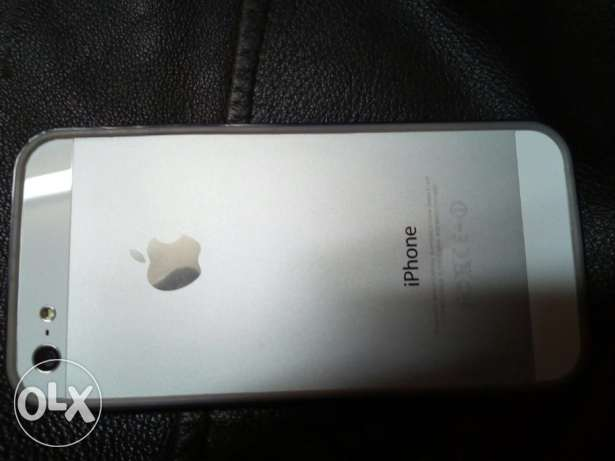 Iphone5 16GB المنيل -  3