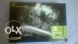 Nvidia Geforce GT 610 2gb ddr3 64 BIT