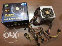 hec Power Supply 500W