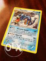Rare - Collectible - Pokémon Original Card - Gyarados