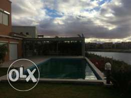 Villa Lagoon view | marassi | delivered