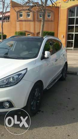 Hyundai ix35 High line