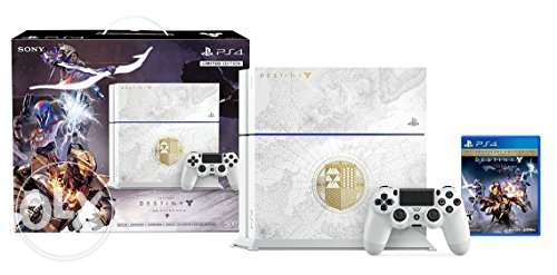 Limited Edition Destiny: The Taken King PlayStation 4 Bundle المعادي -  1