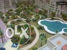 Own your pool landscape apartment, New Cairo