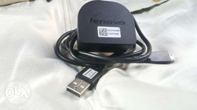 Charger tap lenovo original