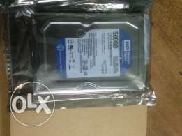 Hdd 500 wd pc new