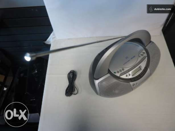 SONY cd radio portable new (Japan) القاهرة -  4