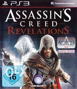 Assassin's creed revelations on ps 3