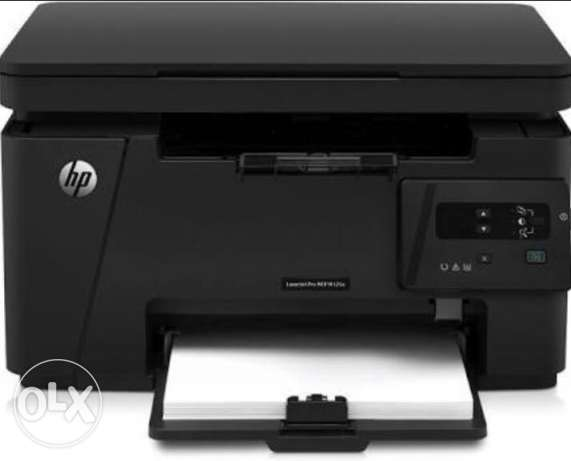 Printer HP m125a lazerjet شبرا -  3