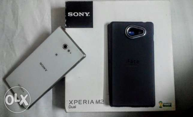 Mobile sony xperia m2 dual for sale الشيخ زايد -  1